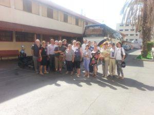ביקור משלחת אגודת הידידות שוויץ - ישראל בבית הספר