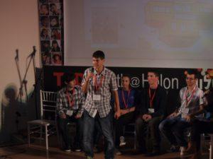 תלמידים משבח מופת השתתפו בכנס TEDxYouth 2013
