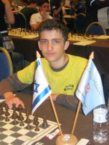 תלמיד בית ספרנו, פלדמן אנטוני באליפות העולם לנוערים ביוון, פורטו קראס
